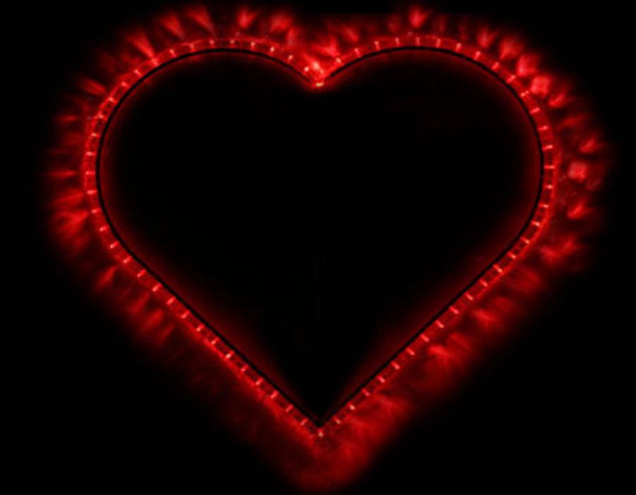 Sevgililer Günü Hortum Kalp