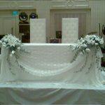 Nikah Masası Süslemeleri