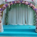 Çiçekli Kapı Takı