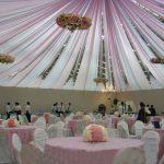 Düğün Çadır Süsleme