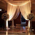 Düğün Giriş Kumaş Süsleme