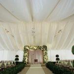 Düğün Kumaş Dekorasyon