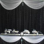 Düğün Kumaş Dekoru