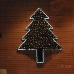 Işık Süsleme, AVM LED Işıklı Çam Ağacı İmalatı, AVM Bina LED Işıklı Çam Ağacı ,