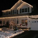 Işık Süsleme, Ev Işık Süsleme, Yılbaşı LED Işıklar İle Evin Dış mekan Süslemesi, Açık Alan Led Işık Süsleme Firması Hizmetinizde,