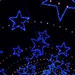 Işık Süsleme, Cadde Led Işık Süslemesi, Led Işıklı Yıldızlı Cadde Süslemeleri,