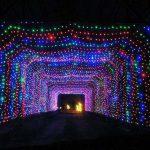 Işık Süsleme, Tünel Led Işık Süsleme, Led Işıkla Tünel Yapımı, Işık Süslemeleri Firması,