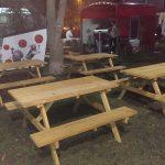 Piknik Masası Kiralama, AHŞAP PİKNİK MASALARI KİRALAMA FİRMASI,