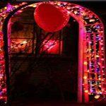 Sevgililer Günü Ev giriş Süslemesi