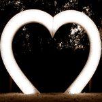 Sevgililer Günü Hatıra Fotoğrafı, SEVGİLİLER GÜNÜ LED IŞIK SÜSLEME, IŞIKLI KAP İMALATI,KAPI GİRİŞİ IŞIKLI KALP,