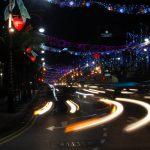 Cadde Işık Süsleme